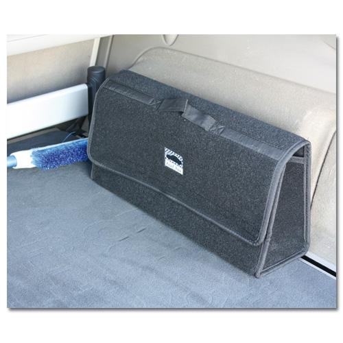 Tool-box (gereedschaps-koffer), 50x15x22 cm, zwart
