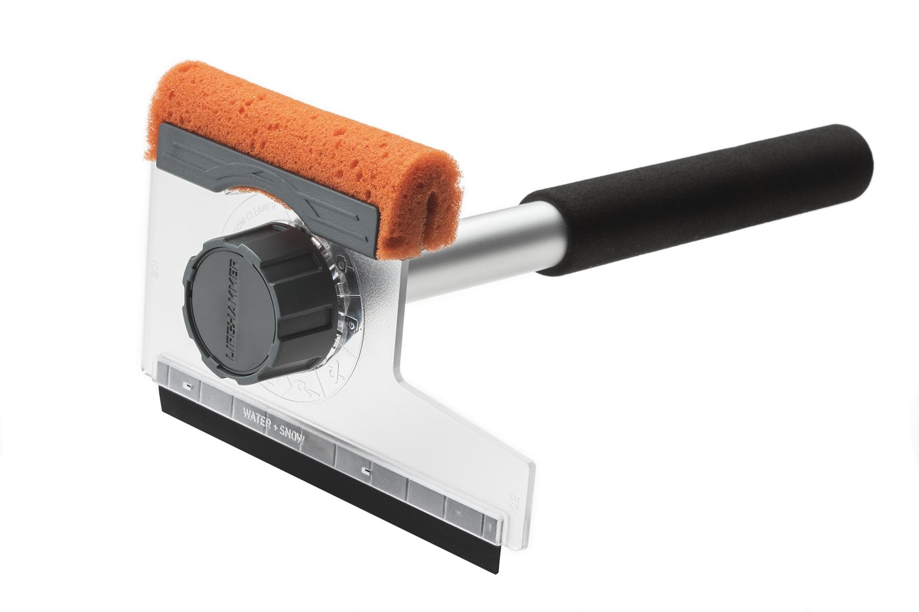 Lifehammer Car Window Cleaner XXL All Season (uitschuifbaar tot 130cm)