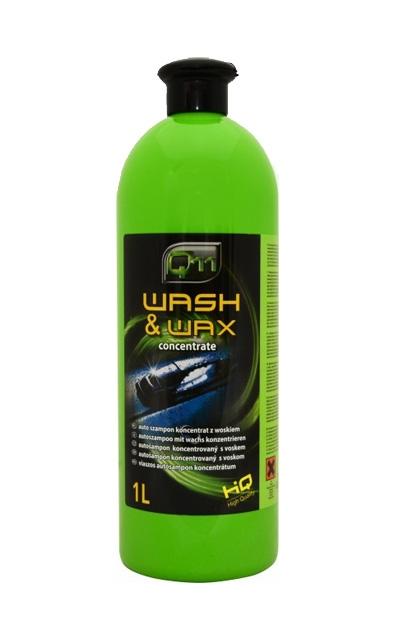 Q11 Autoshampoo Wash and Wax