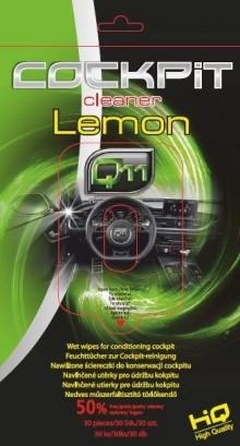 Q11 Interieur schoonmaak doekjes - Lemon