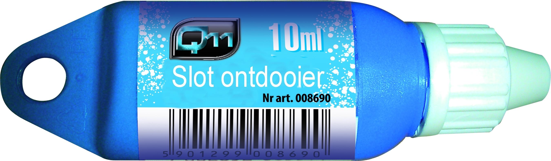 Q11 Slotontdooier