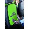Stoelbeschermer voor achterzijde autostoelen  - Safari groen (OP=OP)
