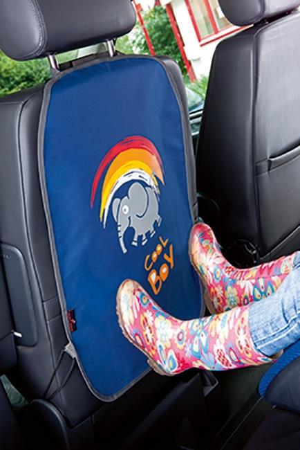 Stoelbeschermer voor achterzijde autostoelen - Cool Boy OP=OP