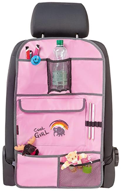 Autostoel Kids Organizer Cool Girl