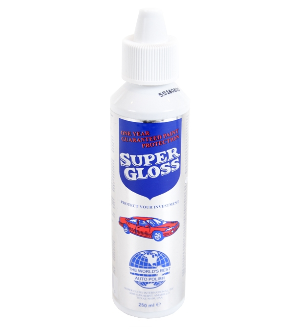 Supergloss car-protection 250ml autolakbeschermer