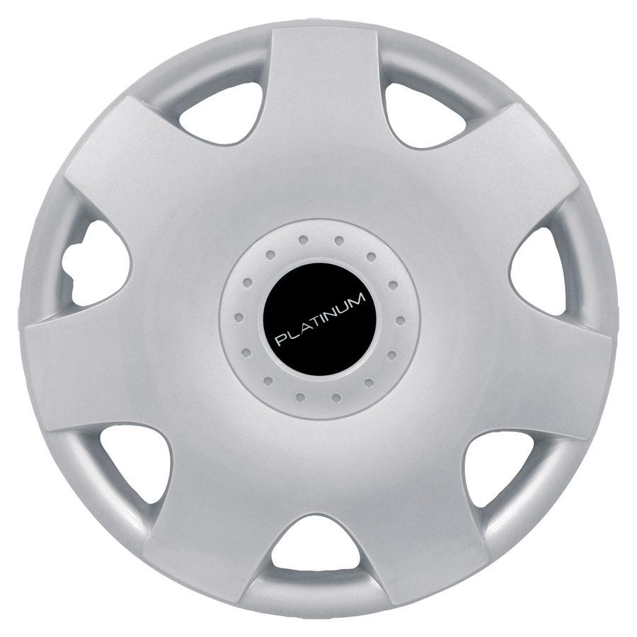 Wieldoppenset - Platinum (uitverkoop OP=OP)